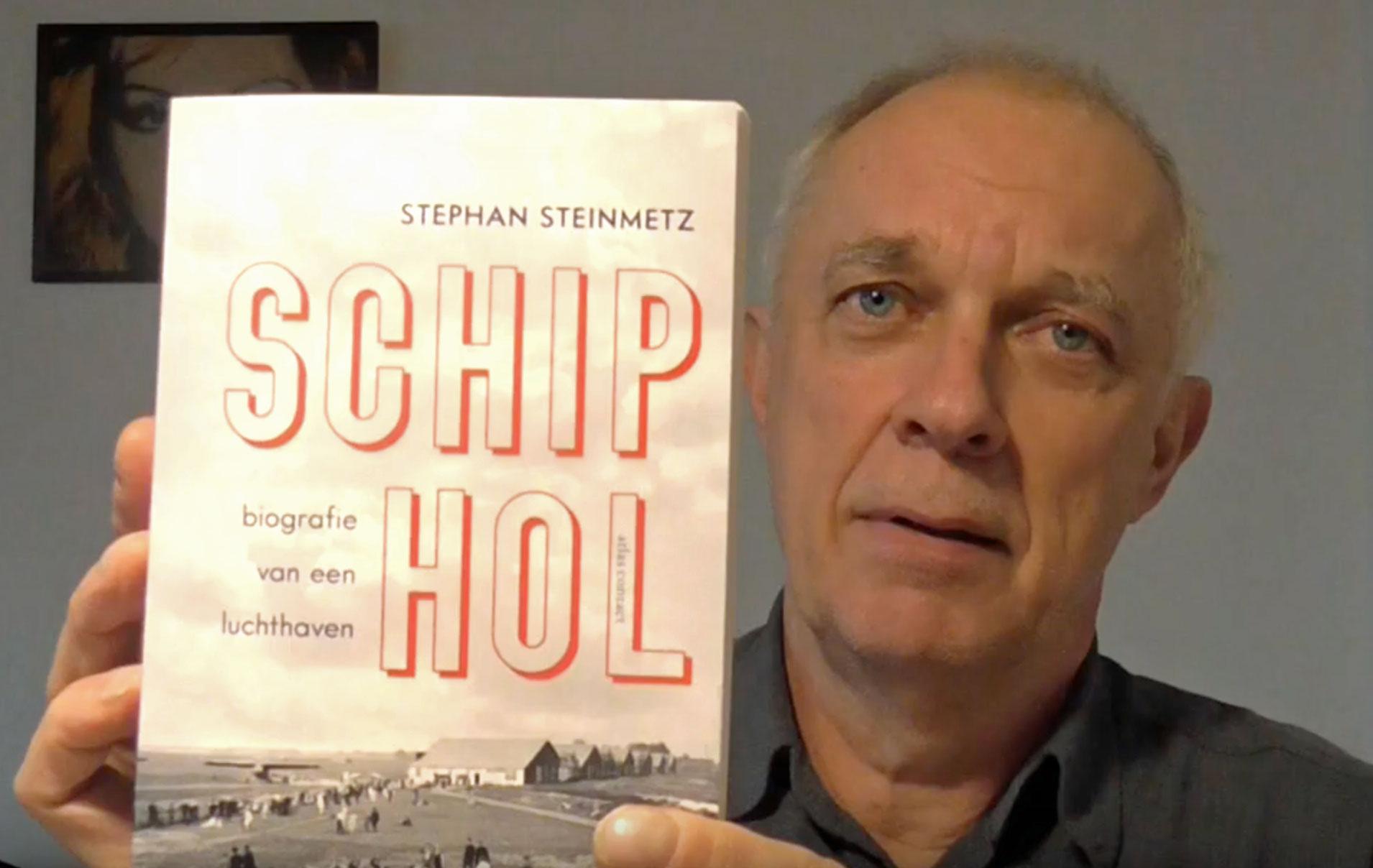 Schiphol, biografie van een luchthaven