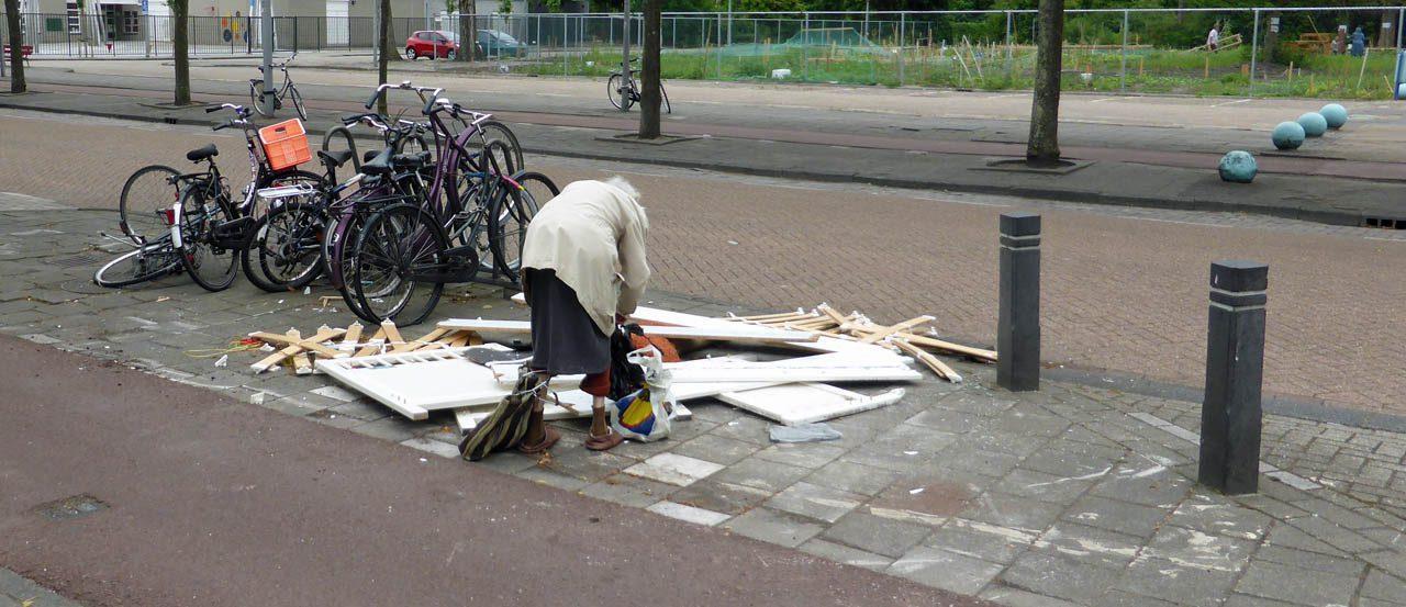 Exitgesprek met vertrekkende Amsterdammer